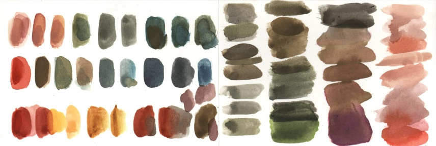 color-chart-india