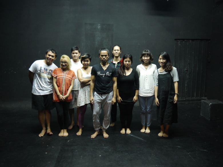 Democrazy Theater Studio2