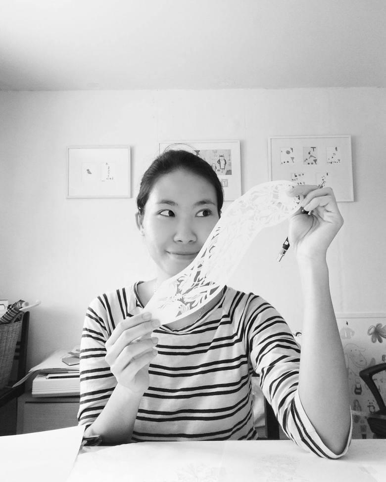 yodchat bupasiri_profile_papercutting project_The romance of the Harem