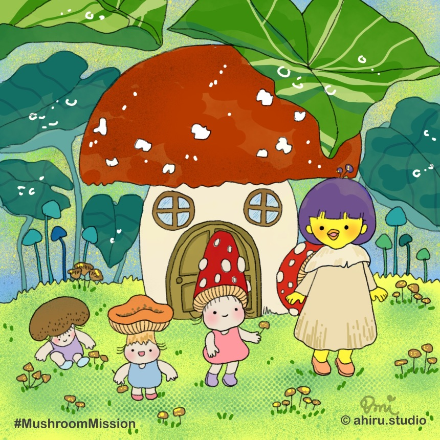 AhiruStudio_MushroomMission