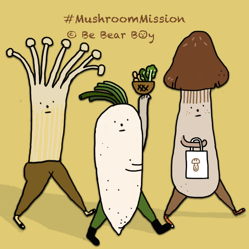 BeBearBoy_MushroomMission