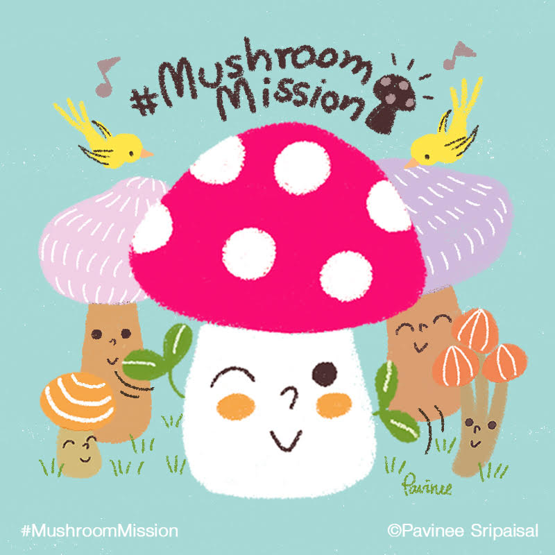 Merryday_MushroomMission